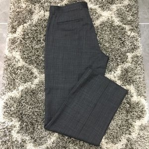 Banana Republic Gray Wool Pants